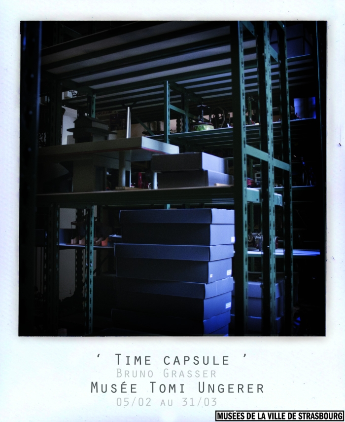 time capsule fly